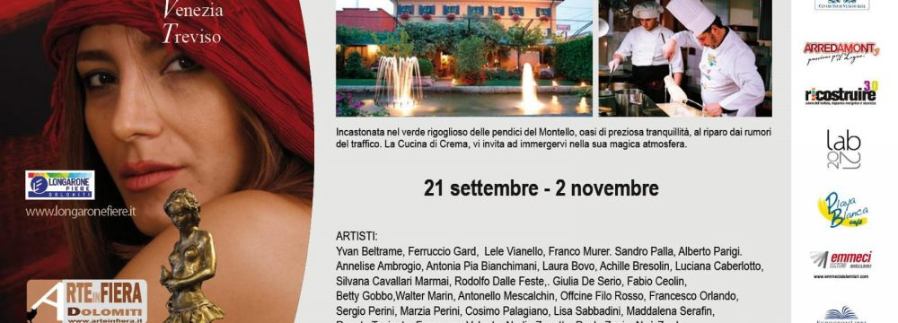 Woman Art Expo 2020 – Arte in Fiera